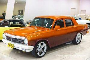1964 Holden EH Orange & Maroon Automatic Sedan Carss Park Kogarah Area Preview