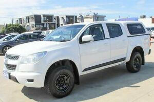 FROM $128 P/WEEK ON FINANCE* 2016 HOLDEN COLORADO  Coburg Moreland Area Preview