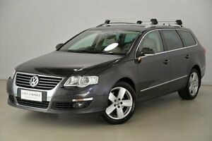 2010 Volkswagen Passat Type 3C MY10.5 125TDI DSG Highline Black 6 Speed Sports Automatic Dual Clutch Mansfield Brisbane South East Preview
