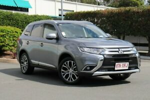 2017 Mitsubishi Outlander ZK MY17 LS 2WD Safety Pack 6 Speed Constant Variable Wagon Acacia Ridge Brisbane South West Preview