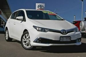 2017 Toyota Corolla ZRE182R Ascent Sport S-CVT White 7 Speed Constant Variable Hatchback Monkland Gympie Area Preview