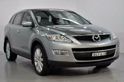 2008 Mazda CX-9 TB10A1 Luxury Grey Sports Automatic Wagon Lansvale Liverpool Area Preview
