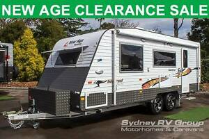 A30621 New Age Big Red 19ES2, Island Bed & Full Rear Bathroom Penrith Penrith Area Preview