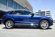 2014 Audi Q5 8R MY14 TDI S tronic quattro Blue 7 Speed Sports Automatic Dual Clutch Wagon Osborne Park Stirling Area Preview