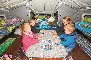 Cheyenne 6 Berth Family Camper (BUNK BEDS $1,000 FREE FUEL Para Hills West Salisbury Area Preview