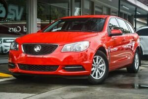 2017 Holden Commodore VF II MY17 Evoke Sportwagon Red 6 Speed Sports Automatic Wagon Somerton Park Holdfast Bay Preview