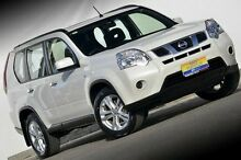 2013 Nissan X-Trail T31 Series V ST 2WD White 1 Speed Constant Variable Wagon Ferntree Gully Knox Area Preview