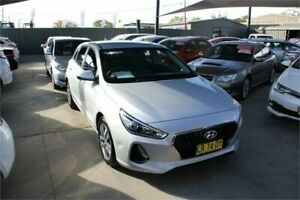 2018 Hyundai i30 PD2 MY19 Active Silver 6 Speed Automatic Hatchback Mitchell Gungahlin Area Preview