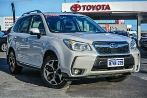 2015 Subaru Forester MY14 2.0XT Premium White Continuous Variable Wagon Osborne Park Stirling Area Preview