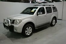 2005 Nissan Pathfinder R51 ST-L Silver 6 Speed Manual Wagon Old Guildford Fairfield Area Preview