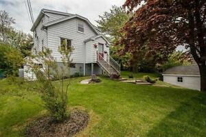 Beautifully updated home in Halifax! 122 Herring Cove Road
