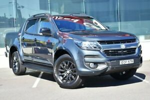 2018 Holden Colorado RG MY18 Z71 Pickup Crew Cab Grey 6 Speed Sports Automatic Utility Cardiff Lake Macquarie Area Preview