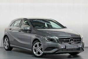 2015 Mercedes-Benz A-Class W176 805+055MY A180 D-CT Grey 7 Speed Sports Automatic Dual Clutch
