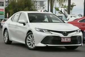 2019 Toyota Camry ASV70R Ascent White 6 Speed Sports Automatic Sedan Upper Mount Gravatt Brisbane South East Preview