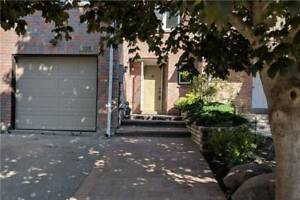 Renovated 3-Bedroom Townhouse With A Finished Basement for RENT