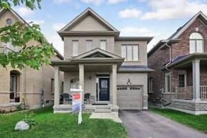 Gorgeous 3 bdr detached house w/finished basement in Pickering