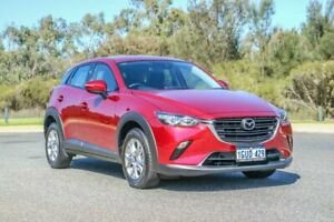 2019 Mazda CX-3 DK2W7A Maxx SKYACTIV-Drive FWD Sport Red 6 Speed Sports Automatic Wagon Cannington Canning Area Preview