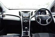 2013 Hyundai i30 GD Active White 6 Speed Manual Hatchback Ingle Farm Salisbury Area Preview
