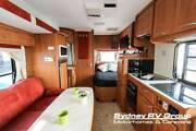U3767 Winnebago Leisure Seeker With A HUGE List Of Features! Penrith Penrith Area Preview