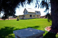 10 ACRES Country Oasis, 20 mins. West of London!! WOW!