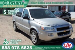 2008 Chevrolet Uplander LT1 - Wholesale Unit