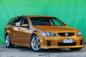 2010 Holden Commodore VE MY10 SV6 Sportwagon Wildfire 6 Speed Sports Automatic Wagon Ringwood East Maroondah Area Preview