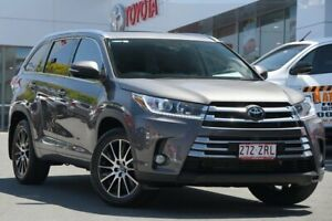 2018 Toyota Kluger GSU55R Grande AWD Grey 8 Speed Sports Automatic Wagon Woolloongabba Brisbane South West Preview