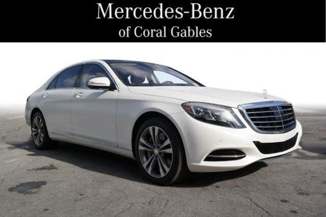 Image 1 Voiture American used Mercedes-Benz S-Class 2017