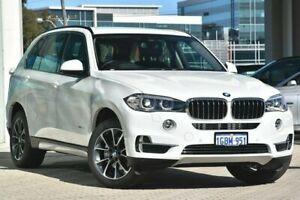 2016 BMW X5 F15 xDrive25d Alpine White 8 Speed Automatic Wagon Burswood Victoria Park Area Preview