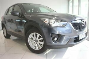 2012 Mazda CX-5 KE1071 Maxx SKYACTIV-Drive Sport Grey 6 Speed Sports Automatic Wagon Strathmore Heights Moonee Valley Preview