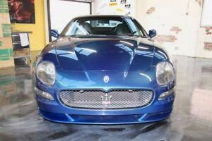 2007 Maserati GRANSPORT M138 Cambiocorsa Blue 6 Speed Sports Automatic Single Clutch Coupe