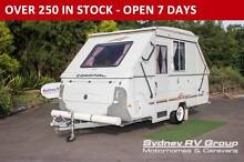 CU779 Coromal Mirage 456 Light Weight with Twin Singles Beds Penrith Penrith Area Preview