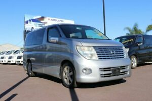 Nissan Elgrand 8 Seater Wagon - 2.5L V6, Highway Star Kenwick Gosnells Area Preview