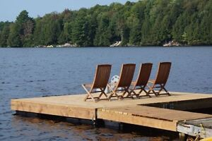 Lovely cottage on small Muskoka Lake, east of Bracebridge Canada image 1