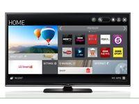 "LG 60"" smart tv mint condition"