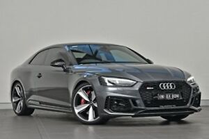 2018 Audi Rs5 F5 My18 Tiptronic Quattro Daytona Grey 8 Speed Sports