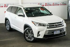 2019 Toyota Kluger GSU55R GXL AWD Crystal Pearl 8 Speed Sports Automatic Wagon Myaree Melville Area Preview