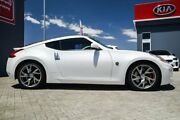 2013 Nissan 370Z Z34 MY13 White 7 Speed Sports Automatic Coupe Morley Bayswater Area Preview