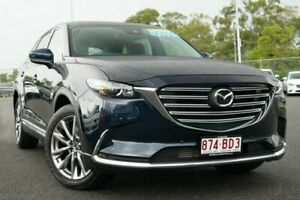 2017 Mazda CX-9 TC GT SKYACTIV-Drive i-ACTIV AWD Deep Crystal Blue 6 Speed Sports Automatic Wagon Hillcrest Logan Area Preview
