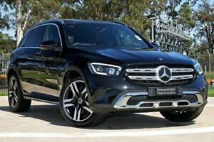 2019 Mercedes-Benz GLC-Class X253 GLC300 Black Sports Automatic Melbourne Airport Hume Area Preview
