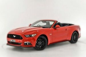 2016 Ford Mustang FM GT SelectShift Red 6 Speed Sports Automatic Convertible Narre Warren Casey Area Preview