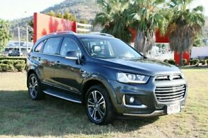 2016 Holden Captiva CG MY16 LTZ AWD Grey 6 Speed Sports Automatic Wagon Townsville Townsville City Preview