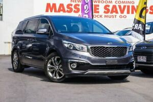 2017 Kia Carnival YP MY17 Platinum Grey 6 Speed Sports Automatic Wagon Tweed Heads Tweed Heads Area Preview