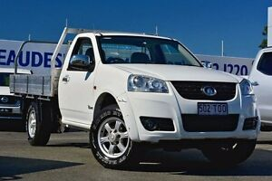 2013 Great Wall V240 K2 MY13 4x2 White 5 Speed Manual Cab Chassis Beaudesert Ipswich South Preview
