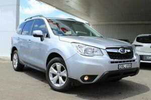 2015 Subaru Forester MY14 2.5I-L Silver Continuous Variable Wagon Belmore Canterbury Area Preview