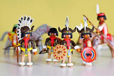 Die Indianer mit Kriegsbemalung beschützen ihr Territorium (Javier Morales (CC BY-NC-ND 2.0))