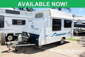 CU913 Jayco Starcraft Pop Top Compact Lightweight With Rear Door Penrith Penrith Area Preview