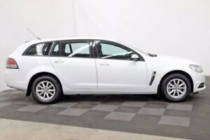 2013 Holden Commodore VF MY14 Evoke Sportwagon White 6 Speed Sports Automatic Wagon