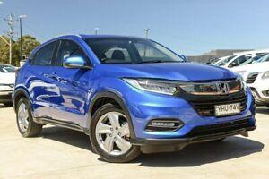 2018 Honda HR-V MY17 VTi-S Blue 1 Speed Constant Variable Hatchback