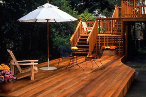 Western Red Cedar Decking Campbell River Comox Valley Area image 1